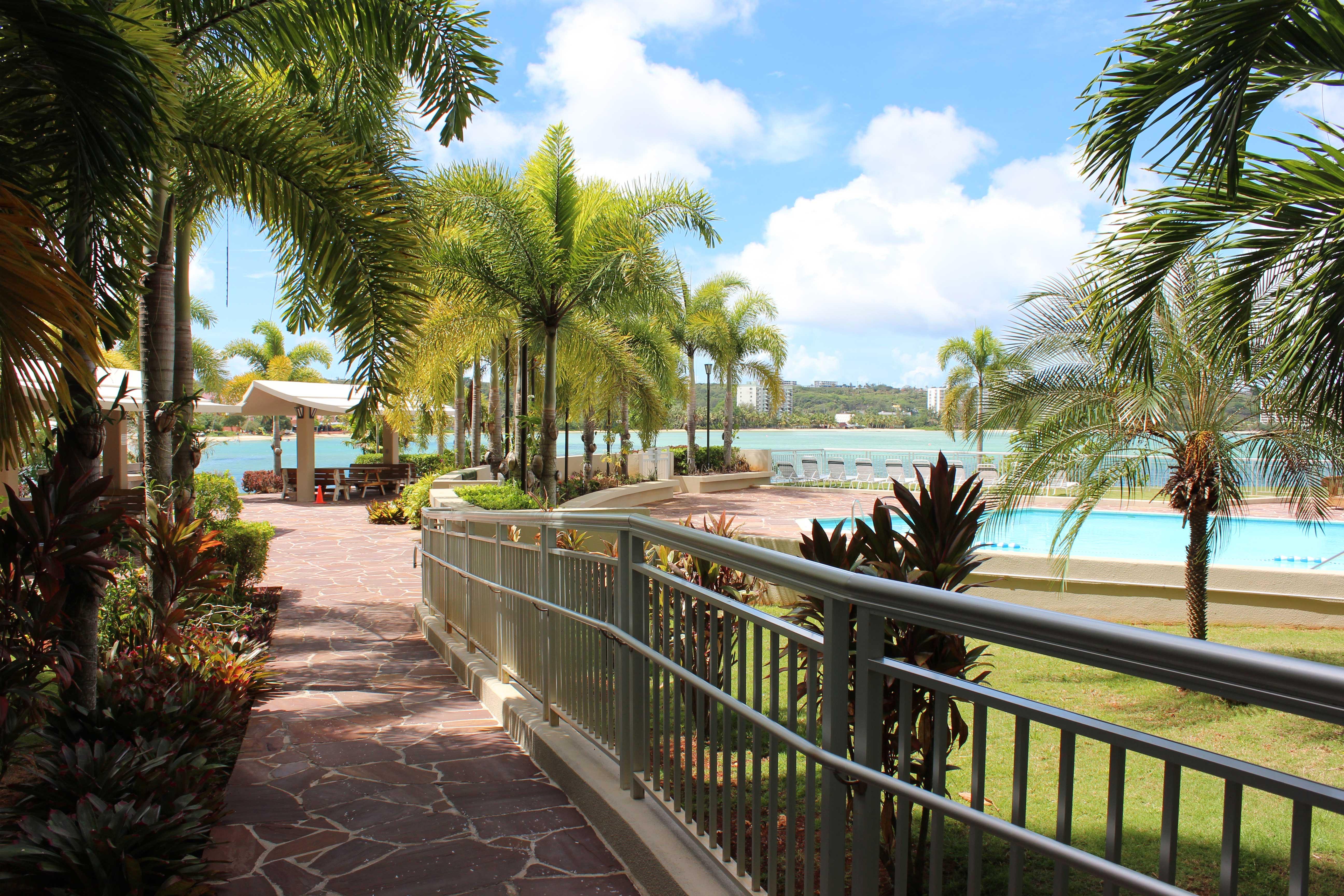 Alupang-Cove-Condo-Guam-Garden